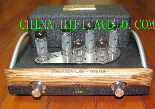Music Angel MengYue MINIP14 EL84/6P14*4 push/pull Tube Amplifier