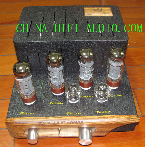 Music Angel MENGYUE MINIL3 EL34*4 Tube Integrated Amp 2014ver