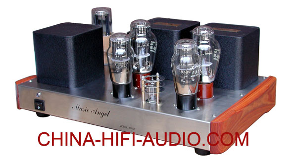 Music Angel Class A 300B 2A3 tube single-end Power AMP XD8502A3