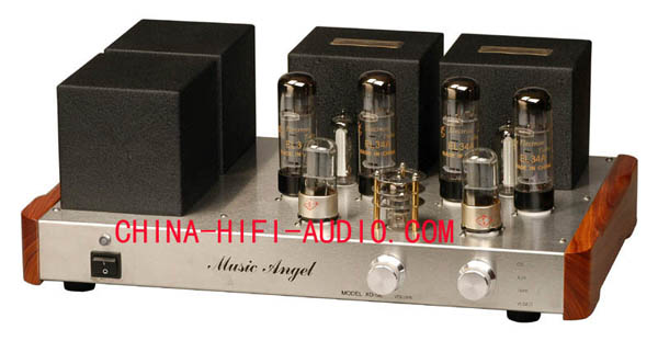 Music Angel Class A Tube Integrated Amplifier EL34 x4 XD500MKIII