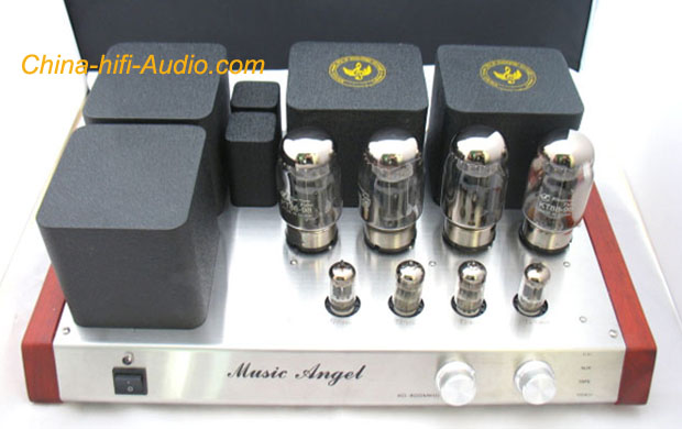 M A XD-SE Class A vacuum tube KT88 Integrated Amplifier