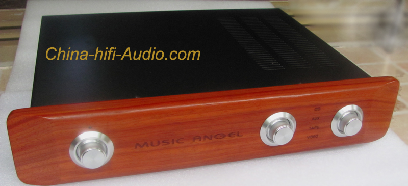 Music Angel MINIM1 6P1 push-pull Integrated Amplifier 2014 new