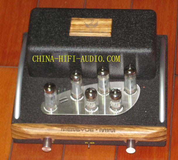 Music Angel Meng Yue MINIL4 EL84/6P14*4 push/pull Tube Amplifier