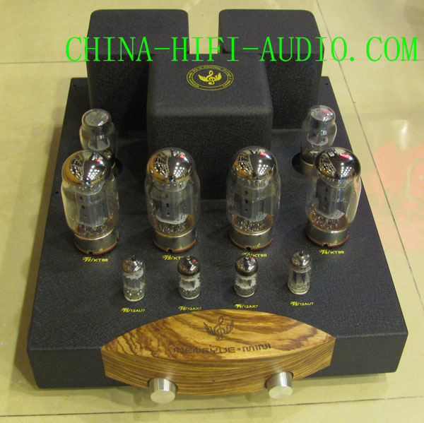 Music Angel Mini X8 MENG YUE KT88 tube Integrated Amplifier amp