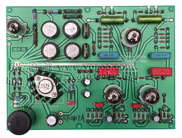 Music Angel Tube preamp Marantz 7 circuit preamplifier brand