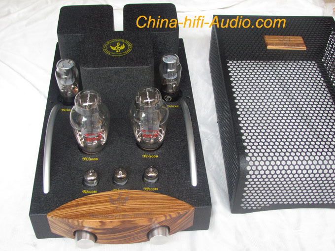 Music Angel 300B tube XD850M3 integrated Amp Class A Single-end