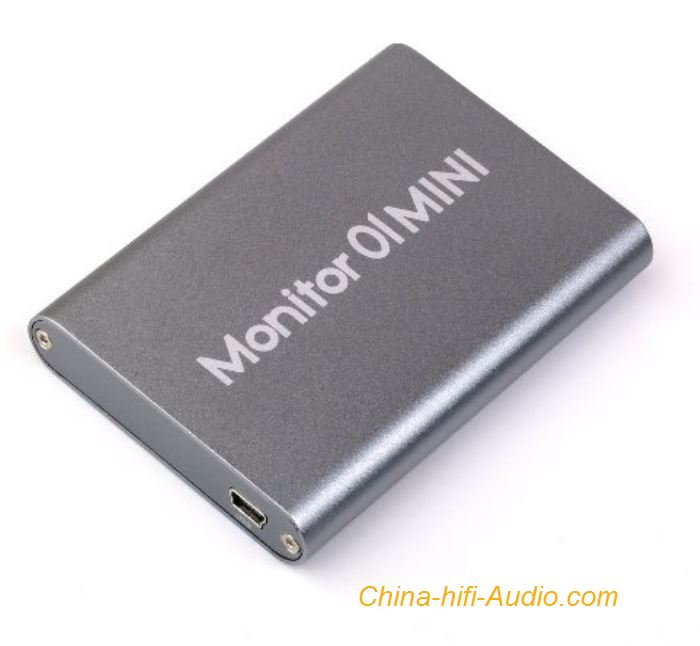 MUSILAND Monitor 01 MINI Sound Card USB Interface HiFi Support ASIO 24bit 192KHz