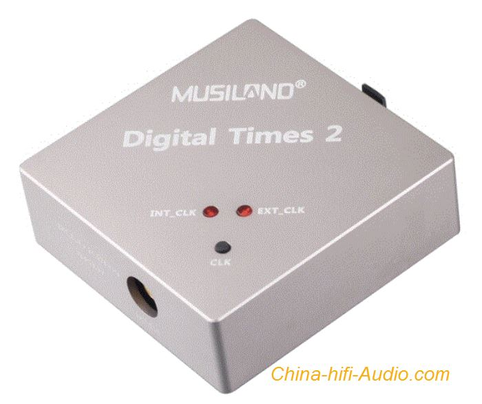 Musiland Digital Times 2 hifi Usb Sound Card External Pure Digital 32bit/384KHz