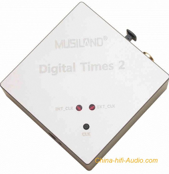 Musiland Digital Times 2 Usb Sound Card External Pure Digital Super