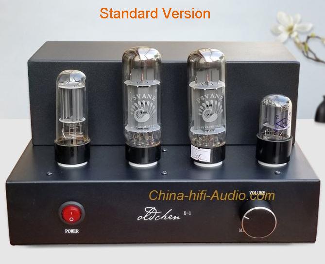 Oldchen EL34 Tube Amplifier HIFI Single-ended Class A