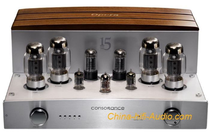 Opera Cyber-100 15th Class A Integrated amplifier Hi-Fi vacuum tube amp KT88x4