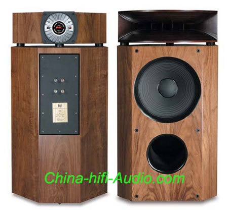 Opera M15 signature Horn loudspeakers hifi Audio floor