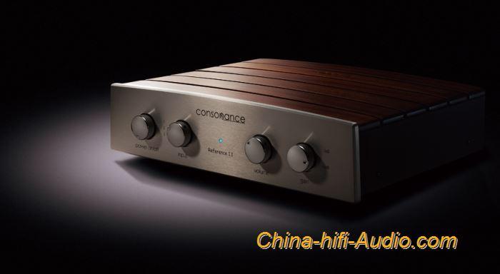 Opera Reference 2.2 HiFi audio Pre-amp vacuum tube amplifier ECC82x4 valve amp