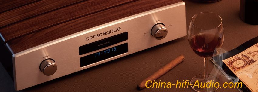 Opera Consonance Reference CD2.3 MKIII HD- CD Player Hi-Fi 24Bit / 192kHz