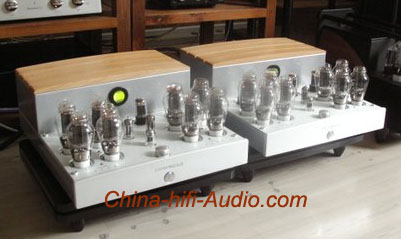 Consonance Cyber 880AM Dual Mono power amplifier Pair tube 2A3*8