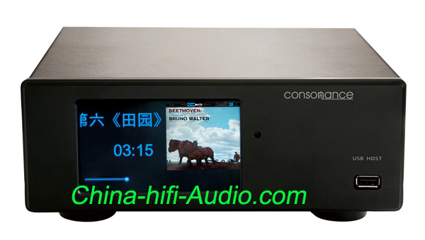Opera consonance D-Linear7 MKII Streamer Digital Music Player Hifi Audio WIFI