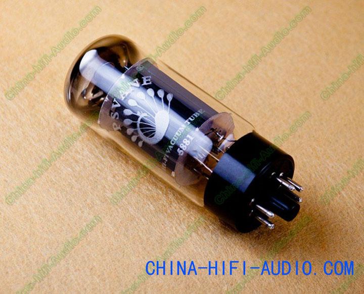 PSVANE Tubes 5881 HiFi Series KT66 6L6 6P3P electronic valve pai