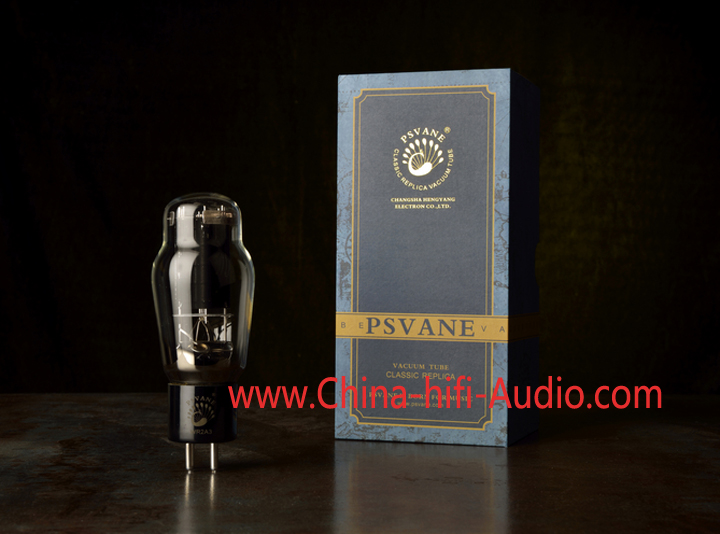 Matched pair PSVANE Vacuum Tube WR2A3 Pinnacle innovation 2A3