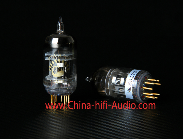 Matched pair PSVANE Vacuum Tube 12AX7-T Mark II Collection