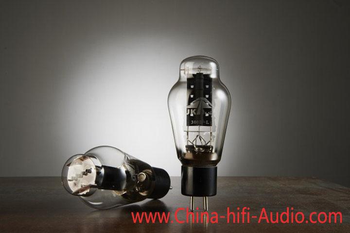 PSVANE Vacuum Tube UK Design 300B-L Pure British sound pair