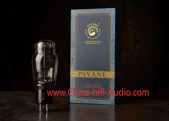 Matched pair PSVANE Tube WE275 40s' Replica 1:1 2A3 WE275A
