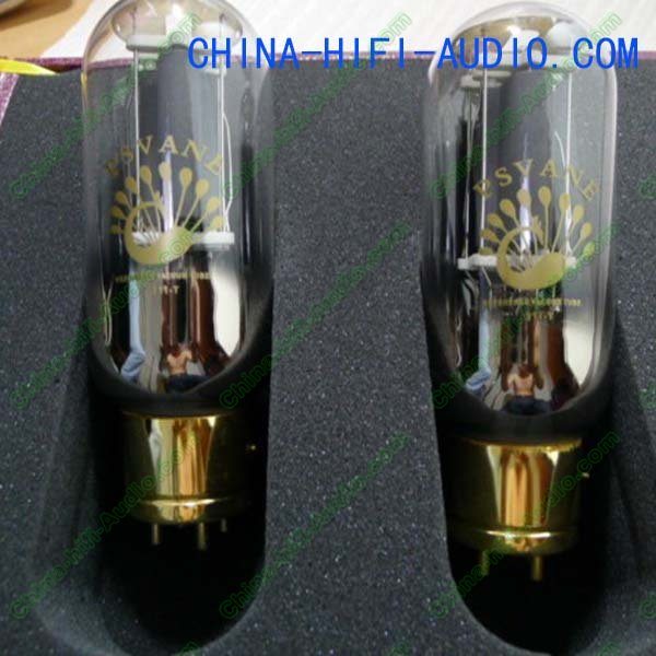 Matched pair PSVANE Vacuum Tube 211-T T-Collection Grade