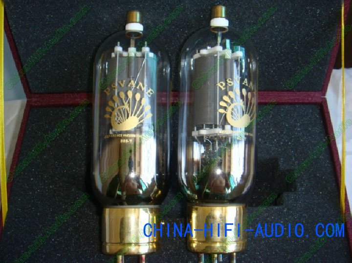 Matched Pair PSVANE Vacuum Tube 805-T T-Collection Grade hi-end