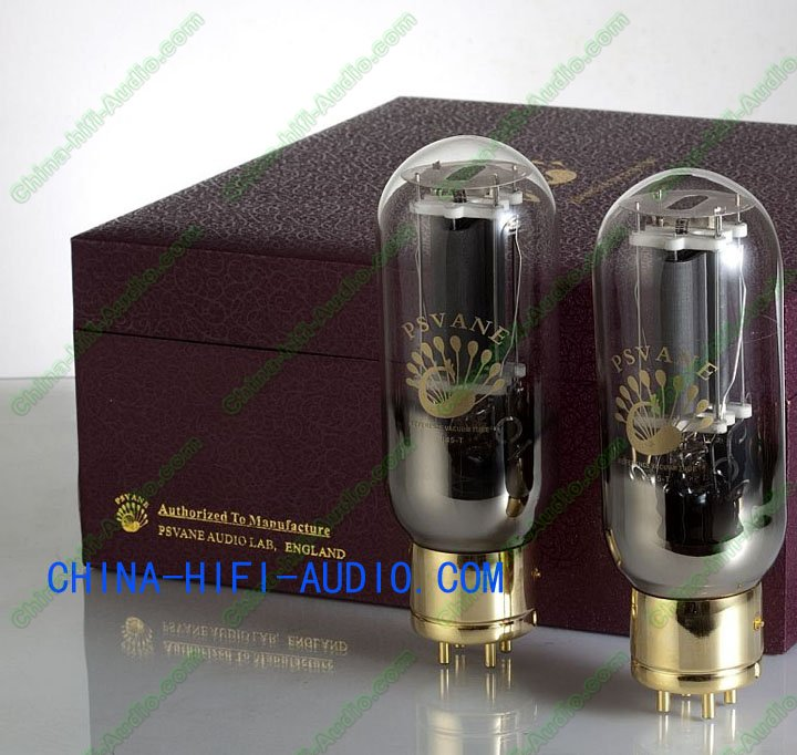 Matched Pair PSVANE Vacuum Tube 845-T T-Collection Grade hi-end