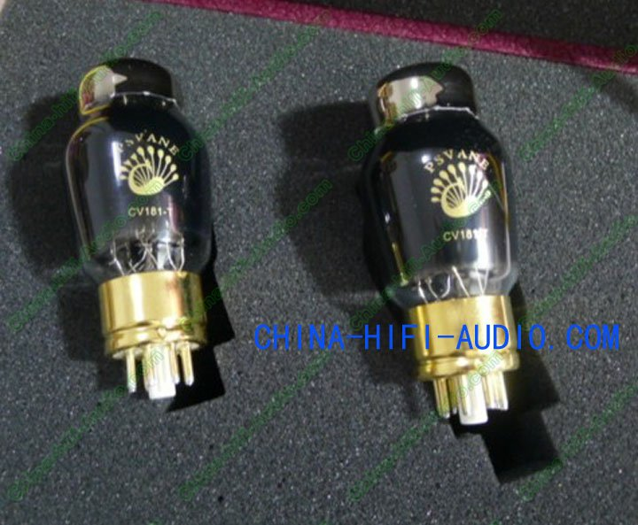 Psvane Vacuum Tube Cv181 T T Collection Matched Pair 6sn7