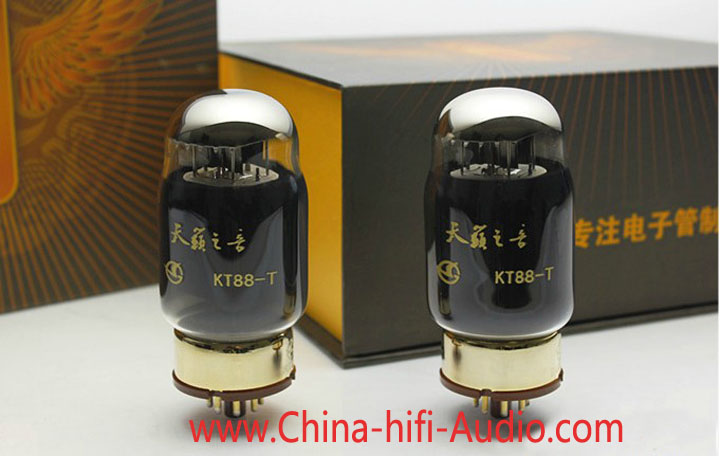 Shuguang voice of nature KT88-T vacuum tube Matched pair gift bo