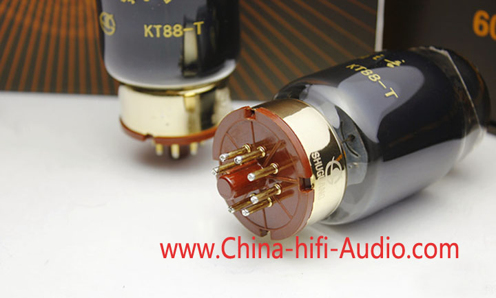 Shuguang voice nature Quad(4) KT88-T vacuum tube Matched ...