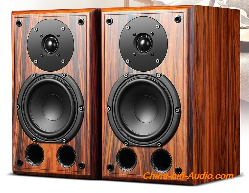 PAIYON Ling-Yun audiophile loudspeaker HiFi tube amplifier Passive Speakers pair
