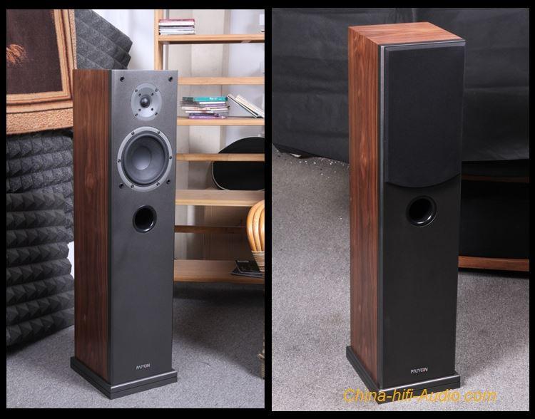 Paiyon P4f Floor Standing Speakers 2 0 Vifa Speakers