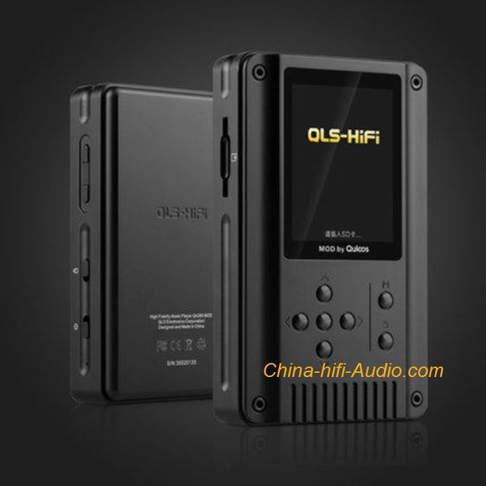 QLS QA360 MOD hifi portable music player DSD Non-destructive Upgraded Version