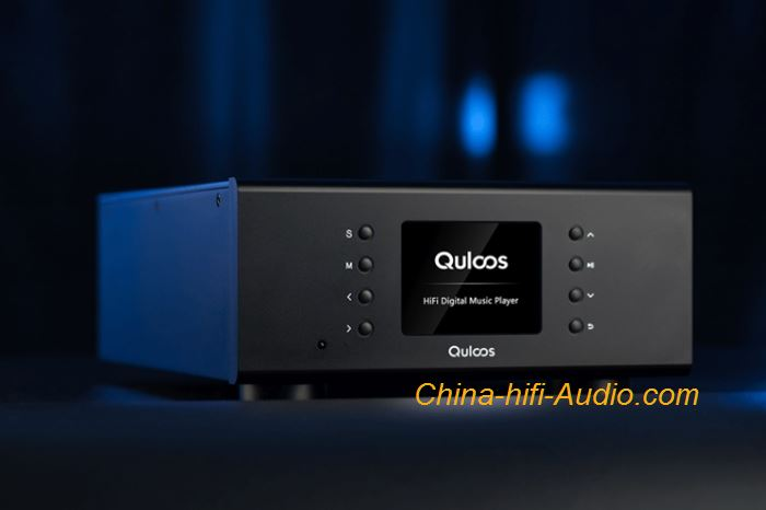 QLS QA661 hifi Digital Turntable Player Lossless Master Tape with USB Sound Card