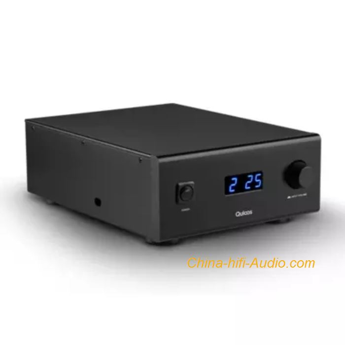 QLS QA690 Pure Digital HiFi Amplifier Skip DAC Decoder Support DSD 24 192