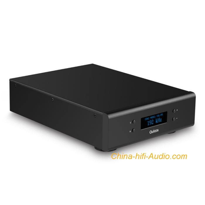 QLS QA890 hifi Balanced DAC Decoder Support Coaxial DoP Hard Solution DSD