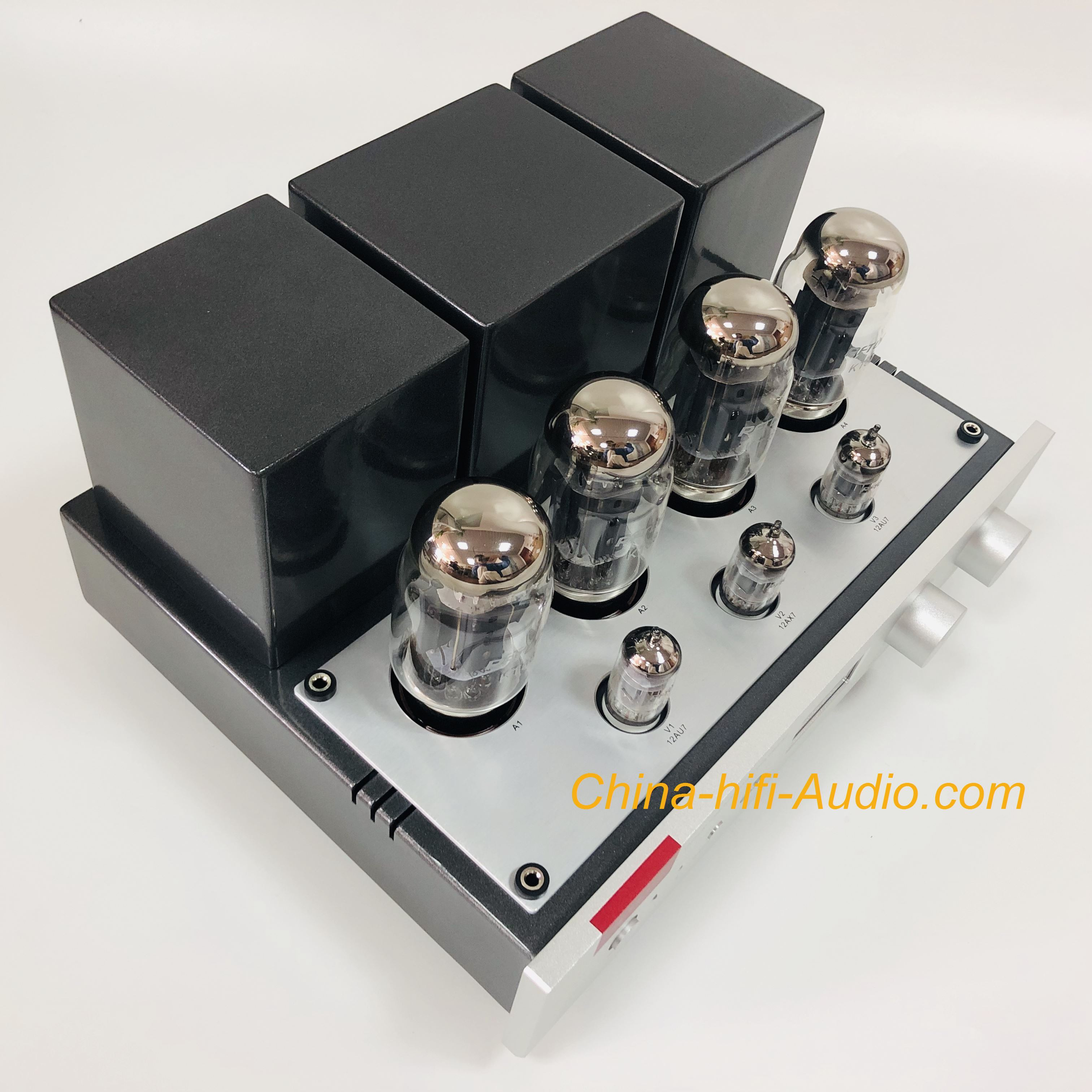 RFTLYS A2 KT88 Tube integrated amplifier with headphone amp with Bluetooth input