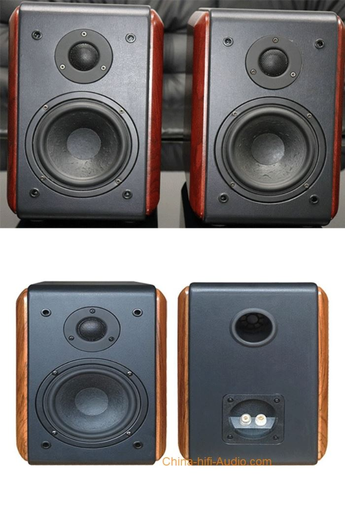 RFTLYS K5 5 inch Bookshelf speaker hifi surround sound Passive loudspeaker - Click Image to Close