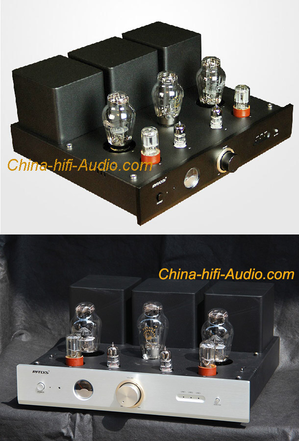 RFTLYS A3 Single-end Class A 300B tube intergrated amplifier Bluetooth&Remote