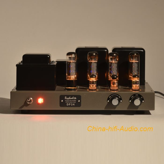 RAPHAELITE DP34-LS35A Hi-Fi EL34 Tube Amplifier Push-pull AMP