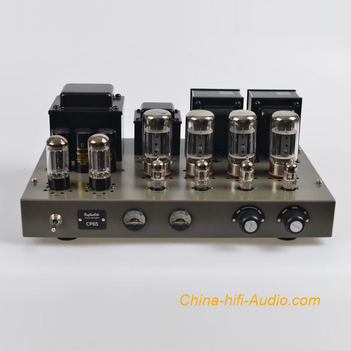Raphaelite CP65 HIFI valve amplifier 6550 vacuum tube amp Customized edition
