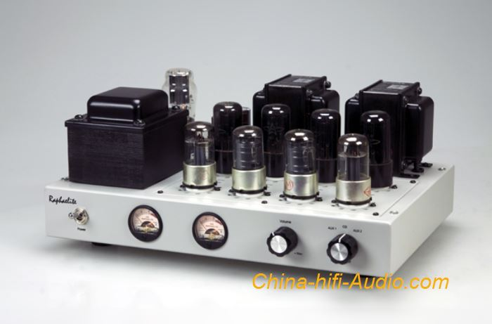 Raphaelite CP6V stereo integrated amplifier Hifi audio tube amp push-pull 6V6