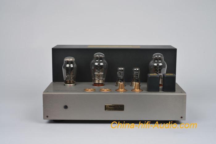Raphaelite CS30-MKII HiFi audio integrated amp single ended amplifier 300B tube
