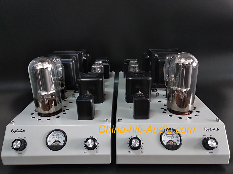 Raphaelite CSM45 2A3 845 Tube Class A Single-end Dual Monoblock power amplifier