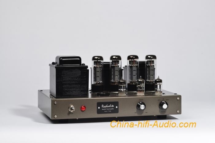 Raphaelite DP34II stereo tube amplifier integrated amp EL34x4 3/5A dedicated