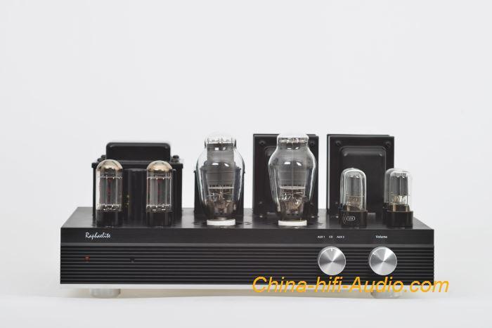 Raphaelite ES30 Single ended stereo tube Amp Hi-Fi Integrated amplifier 300B