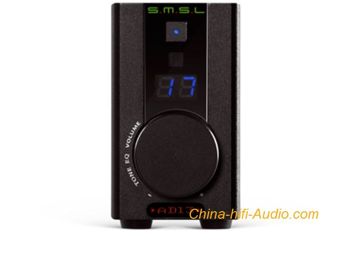 Smsl Ad13 Digital Amplifier Power Hifi Usb Decoding