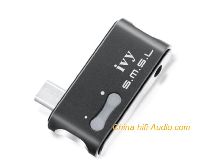 SMSL Ivy portable DAC Decoder USB with headphone amplifier for Android Phone