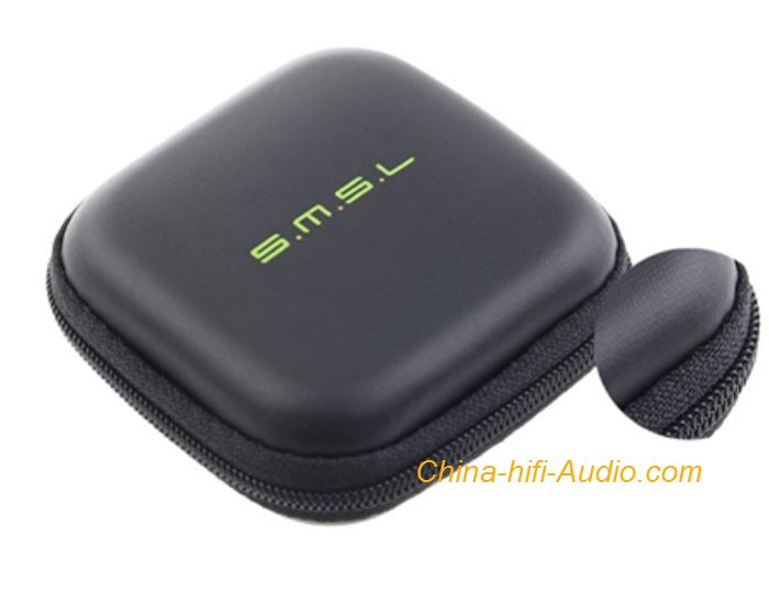 Smsl Ivy Portable Dac Decoder Usb With Headphone Amplifier